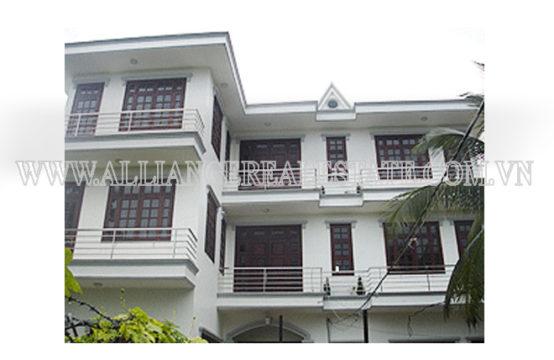 Villa For Rent in Thao Dien District 2, HCMC, Viet Nam