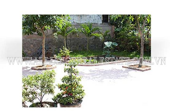 Villa For Rent in Thao Dien District 2, HCMC