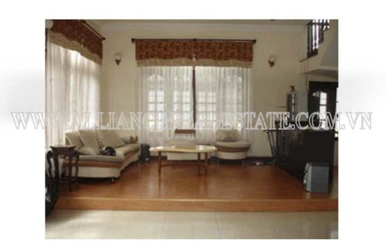 Villa in Compound For Rent in Thao Dien District 2, HoChiMinh, VietNam
