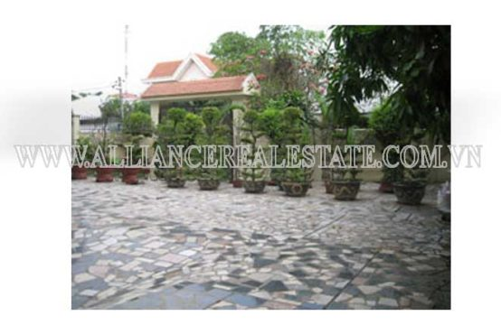 Villa For Sale in Thao Dien District 2, HoChiMinh, VietNam