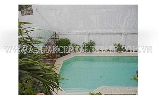 Villa For Rent in Thao Dien District 2, HCM, VietNam