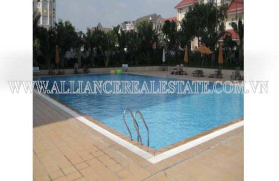 Apartment (River Garden) for rent in Thao Dien Ward, District 2, HCMC, VN