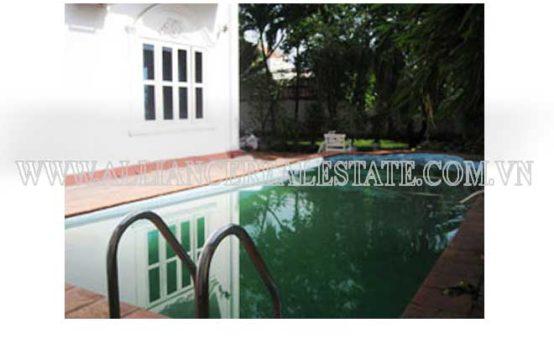 Villa For Rent in Thao Dien District 2, SaiGon, VN