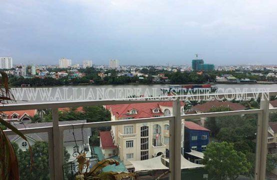Apartment For Rent in Thao Dien ward, District 2, HCMC, Vietnam
