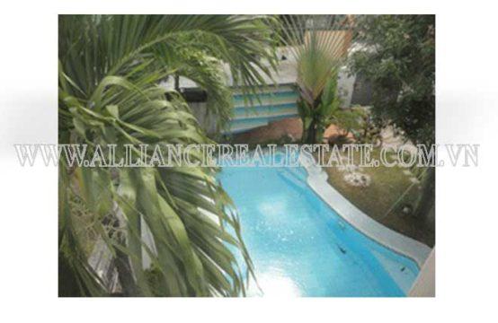 Villa For Rent in Thao Dien Ward District 2, HCM, VietNam