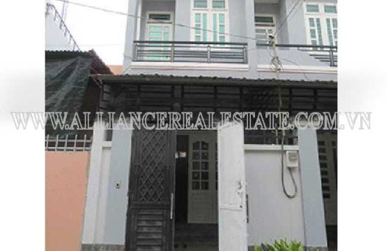 House For Rent in Thao Dien Ward District 2, HCMC