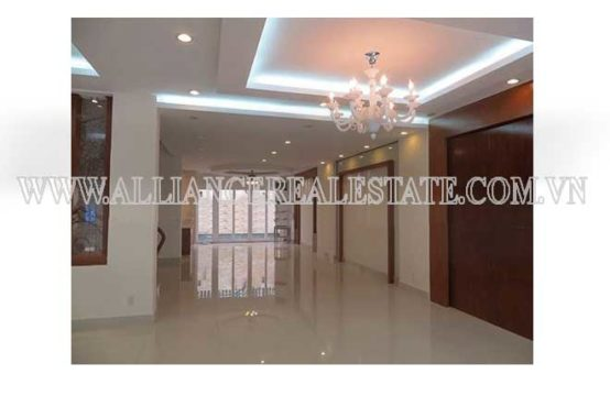 Villa for rent in Saigon Pearl, Binh Thanh District, HCMC, VietNam
