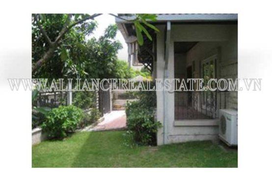 Villa in Compound For Rent in Thao Dien District 2, SaiGon, VN