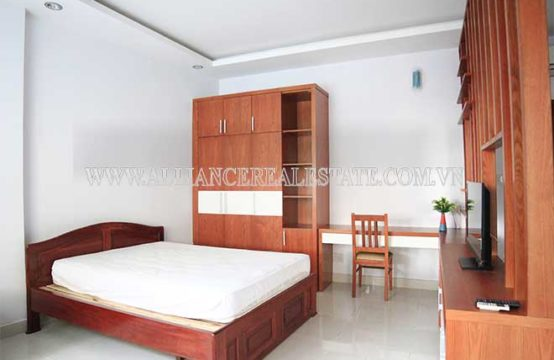 Studio for rent in District 5, HCMC, VN