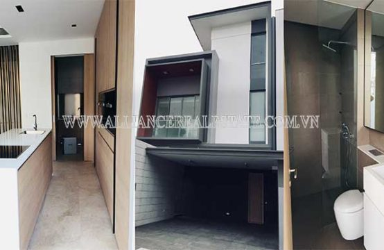 Villa For Rent in Thao Dien District 2, SaiGon, Viet Nam