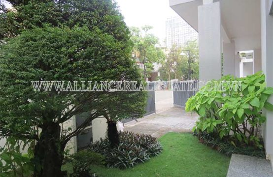 Villa in compound for rent in An Phu Ward, District 2, HCMC, VN