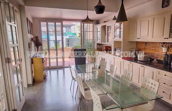 Villa for sale in Binh Thanh District, HCM City, Viet Nam
