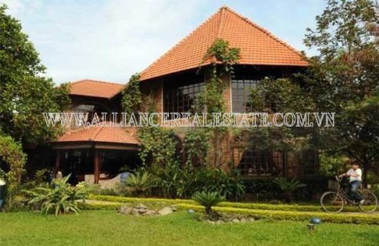 Villa by the river for sale in Bien Hoa, Dong Nai