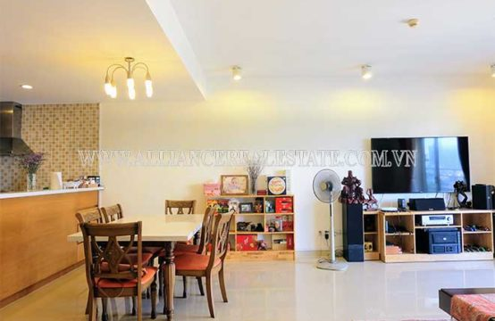 Apartment (River Garden) for rent in Thao Dien Ward, District 2, Ho Chi Minh City, Viet nam
