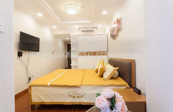 Apartment (officetel) for rent in Orchard Garden, Phu Nhuan District