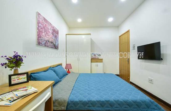 Studio for rent in District 1, Ho Chi Minh City, Viet Nam