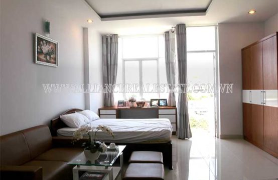 Studio for rent in District 5, Ho Chi Minh City, Viet Nam