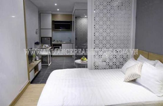 Studio for rent in District 1, Ho Chi Minh City. VN