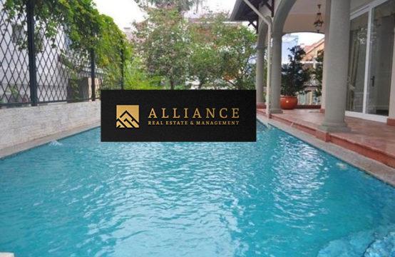 Villa  for rent in Thao Dien, District 2, HCMC, VN