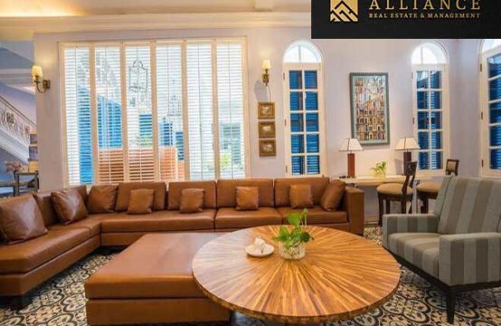 French style villa for sale in District 7