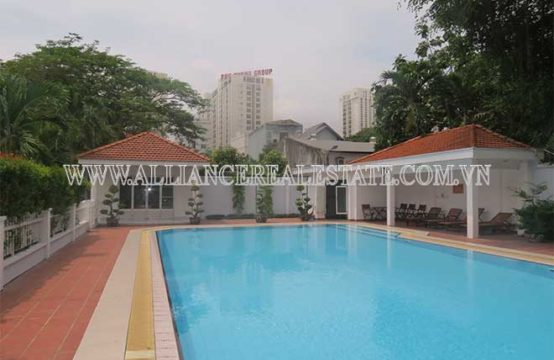 Villa in Green Field compound for rent, Binh An, District 2