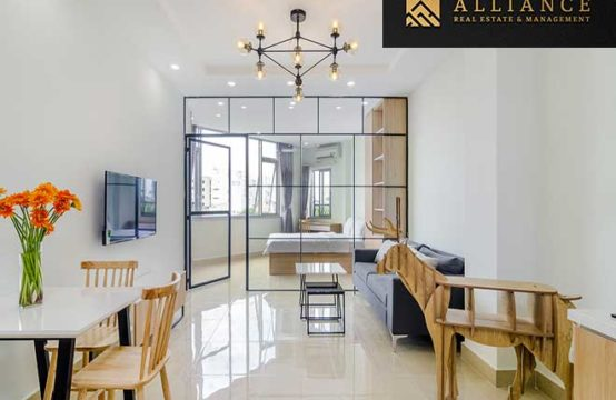 Apartment for rent in Phu Nhuan District, HCMC, Viet Nam