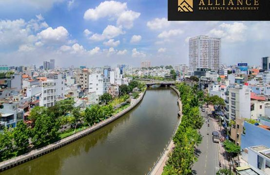 Penthouse Apartment for rent in Phu Nhuan District, HCMC, Viet Nam