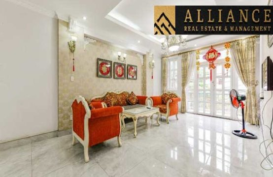 Villa for rent in Thao Dien Ward, District 2, HCMC, VN