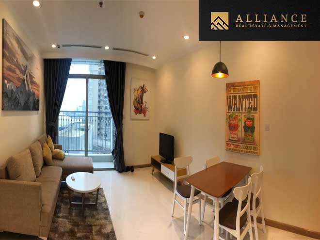 1 Bedroom Apartment (Vinhomes Central Park) for rent in Binh Thanh District , Ho Chi Minh City, Viet nam