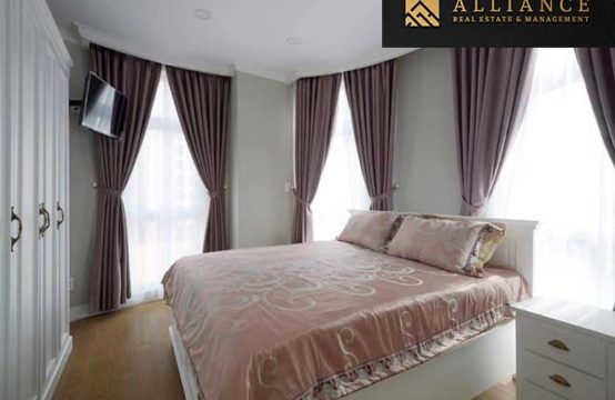 2 Bedrooms serviced apartment for rent in Thao Dien Ward, District 2, HCMC,VN.