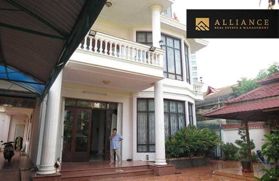 4 Bedrooms Villa for rent in Thao Dien Ward, District 2, HCM, Viet Nam