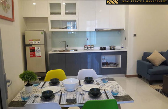 1 bedroom apartment (Vinhomes central park) for rent in Binh Thanh District, HCM City, Viet nam