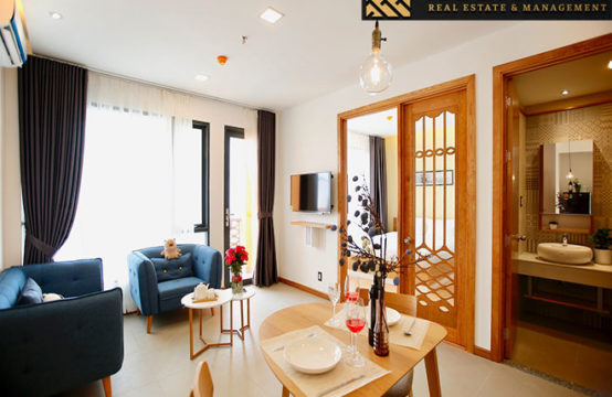 2 bedroom serviced apartment for rent in Thao Dien ward, District 2, HCMC, VN