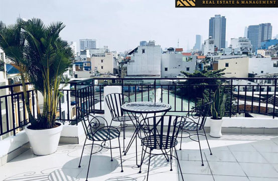 1 bedroom Serviced Apartment for rent in District 1, HCMC, VN