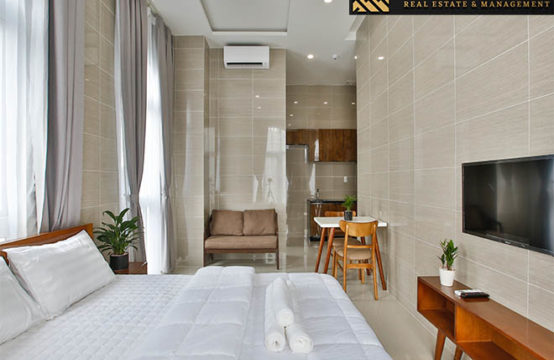 1 bedroom serviced apartment for rent in Phu Nhuan District