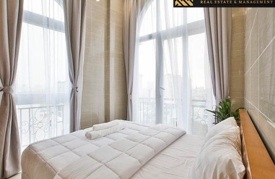Serviced apartment for rent in Phu Nhuan District, HCM city, Viet Nam