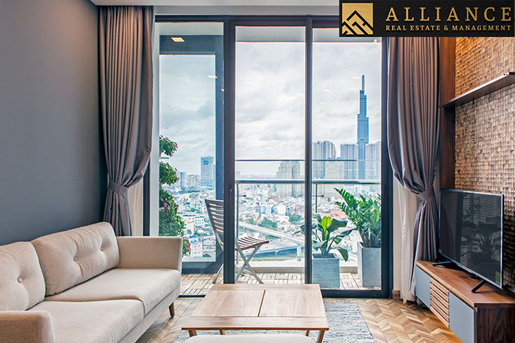 2 Bedroom Apartment for rent in District 1, Ho Chi Minh City, Viet Nam