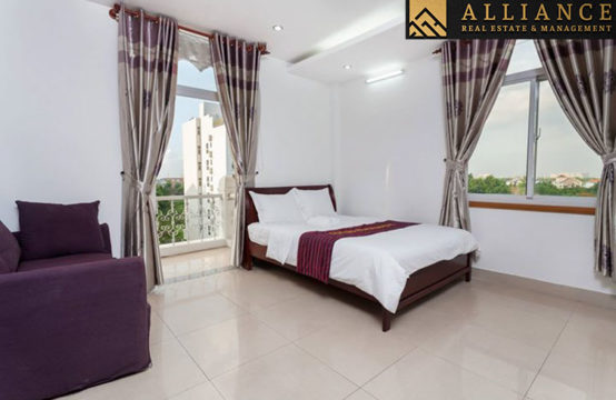 3 Bedroom Serviced Apartment for rent Thao Dien Ward, District 2, HCMC, VN