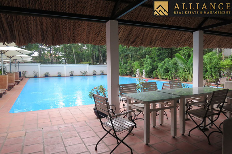 4 Bedroom Villa in Compound for rent in An Phu Ward, District 2, Ho Chi Minh City, VN