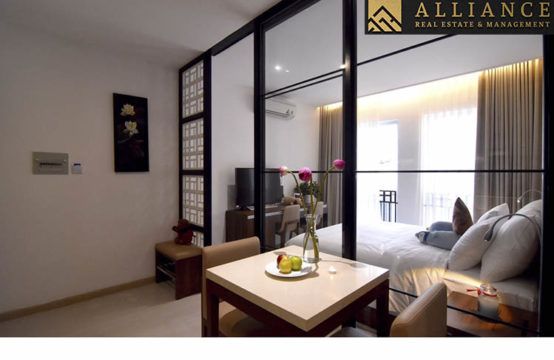 1 Bedroom Serviced Apartment for rent in Phu Nhuan, Ho Chi Minh City, VN
