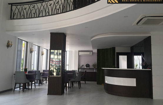 Service apartment building for rent in Binh Thanh, Ho Chi Minh City, Viet Nam
