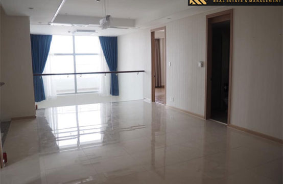 Duplex penthouse for rent in Cantavil An Phu