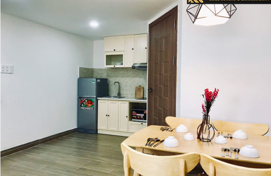 Duplex studio for rent in Thao Dien Ward, District 2, HCM City, VN