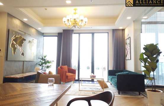 3 Bedroom Penthouse Apartment (Vinhomes Golden River) for rent in District 1, HCMC