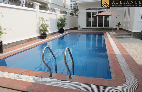 3 Bedroom Villa for rent in Thao Dien Ward, District 2, Ho Chi Minh City.