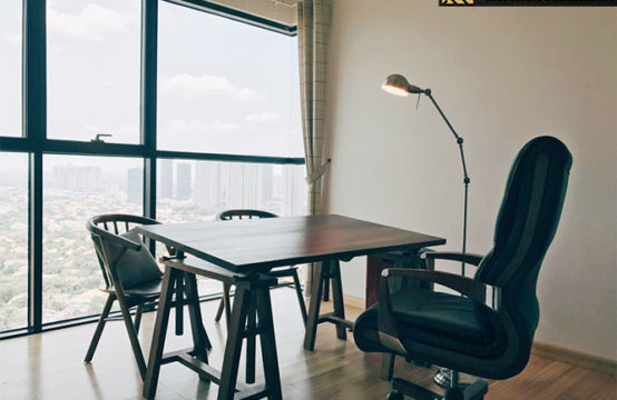 Penthouse in the Ascent for rent in Thao Dien Ward, District 2, Ho Chi Minh City, VN