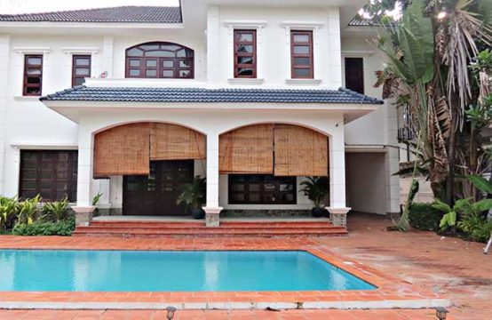 4 Bedroom Villa for rent in Thao Dien Ward, District 2, Ho Chi Minh City,VN