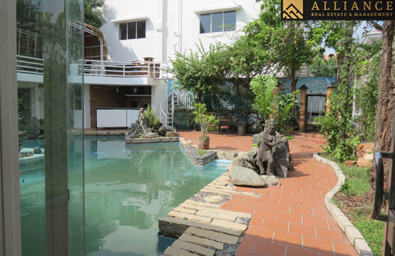 4 Bedroom Villa for rent in Binh An Ward, District 2, Ho Chi Minh City, VN