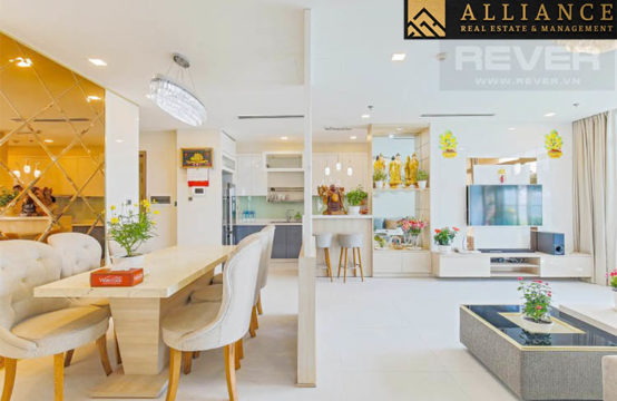4 Bedroom Apartment (Vinhomes Central Park) for sale in Binh Thanh District, HCM City, VN