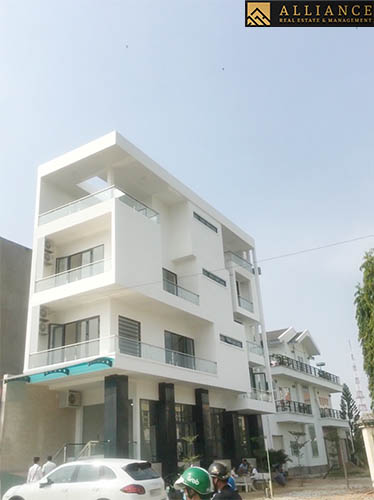 Office for rent in An Phu Ward, District 2, HCM City, VN